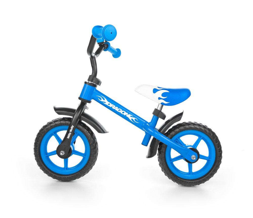 Bicicleta sin pedales para niños Milly Mally, Rosa: Amazon.es: Juguetes y  juegos