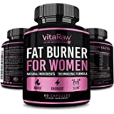 Weight Loss Pills for Women [Diet Pills for Women ] The Best Fat Burners for Women - This Thermogenic Fat Burner is a Natural