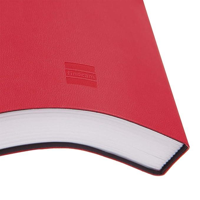 Finocam - Agenda 2020 1 día página Dynamic Mara Rojo español
