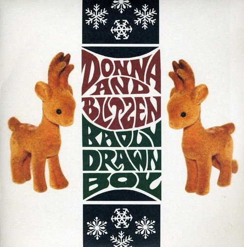 Badly Drawn Boy - Donna & Blitzen [import] (Canada - Import)