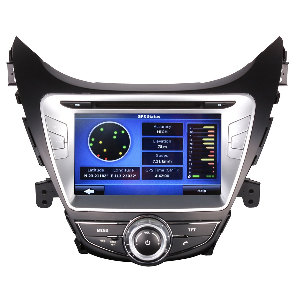 product oem detail accessories ce certificate odm hyundai stereo for elantra car factory