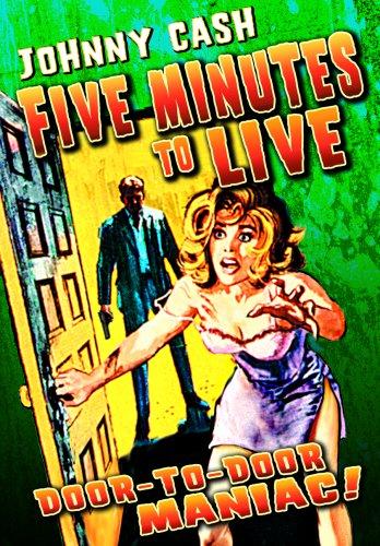 DVD : 5 Minutes To Live (aka Door-to-door Maniac) (Black & White)