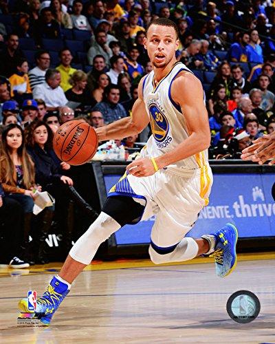 Stephen Curry Golden State Warriors 2014 – 2015 NBAアクション写真 20\  B0106HMVNK