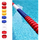 Swimming Pool Water Surface Separation Line Safety Divider Practical Premium Rope Race Supplies Buoy Deep Pool Police Line 1M