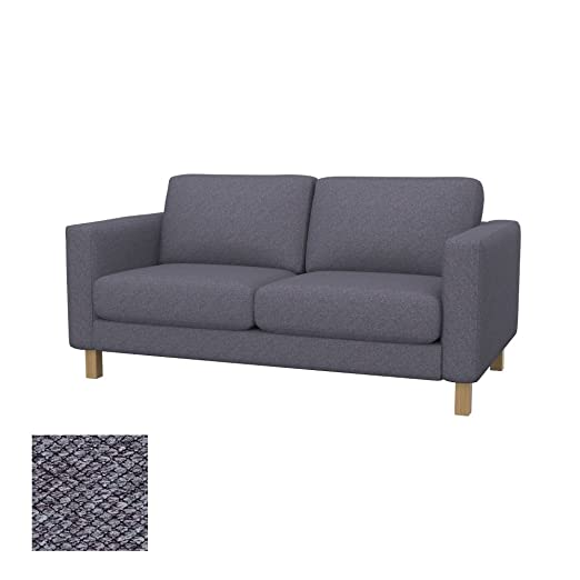 Soferia - IKEA KARLSTAD Funda para sofá de 2 plazas, Nordic ...