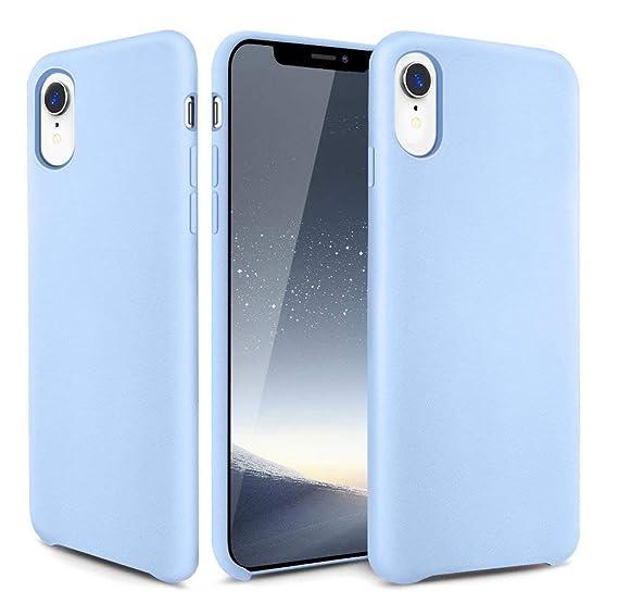huge discount c1245 84626 Amazon.com: OCYCLONE iPhone XR Case, [Ultra-Thin Series] Liquid ...
