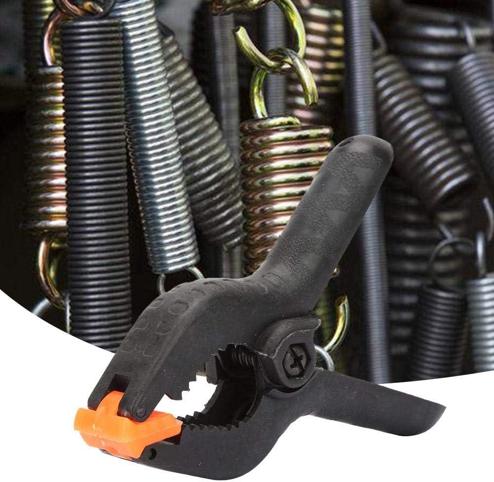 nariz suave para la mejora del hogar fuerza de sujeci/ón fuerte Pinza de nailon para carpintero 10 unidades