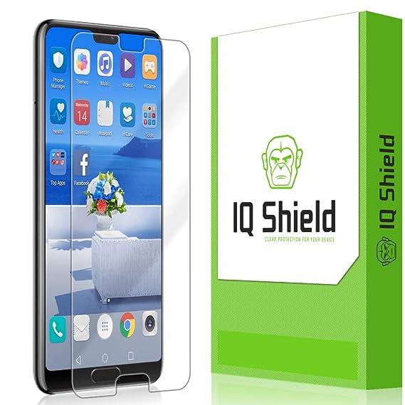 Amazon com: Huawei P20 Pro Screen Protector, IQ Shield