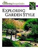 fine home depot patio design ideas Exploring Garden Style: Creative Ideas from America's Best Gardeners (Fine Gardening Design Guides)