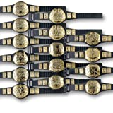 15 Championship Belt Mega Deal for WWE Wrestling Action Figures