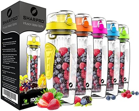 sharpro oz Infuser Water Bottles product image