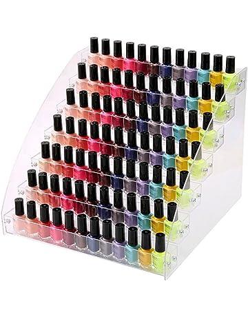 lolly-U Bastidor de Esmalte de uñas con Multi-Layer Organizador de Esmalte de