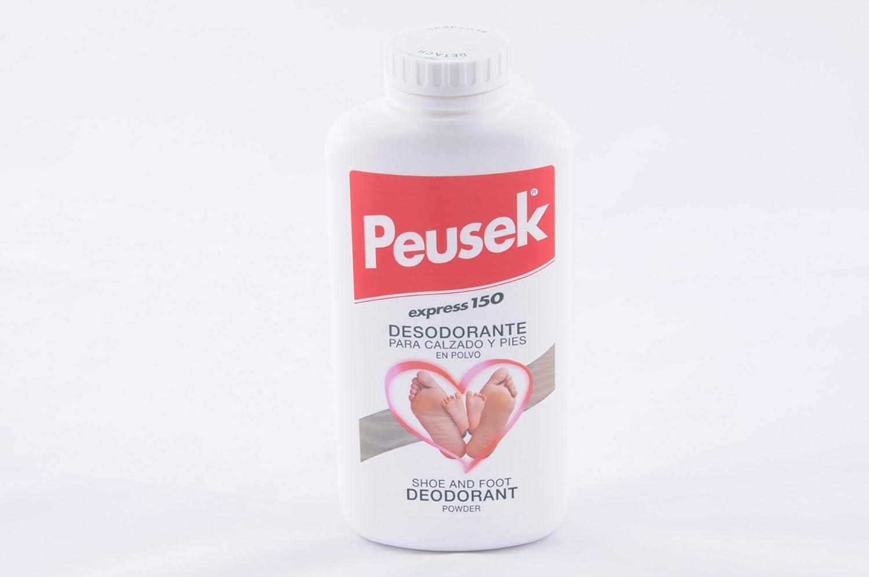 Peusek polvere deodorante per scarpe e piedi 150g Peusek S.A