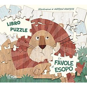 Le Favole Di Esopo Libro Puzzle Cartonato 20 Ott 2017