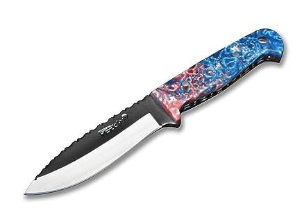 Amazon.com: Caza y cuchillo de supervivencia: Sports & Outdoors