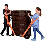 Forearm Forklift FFMCVP Harness 2-Person Shoulder Lifting and Moving System for Furniture, Appliances, Mattresses or Heavy Ob
