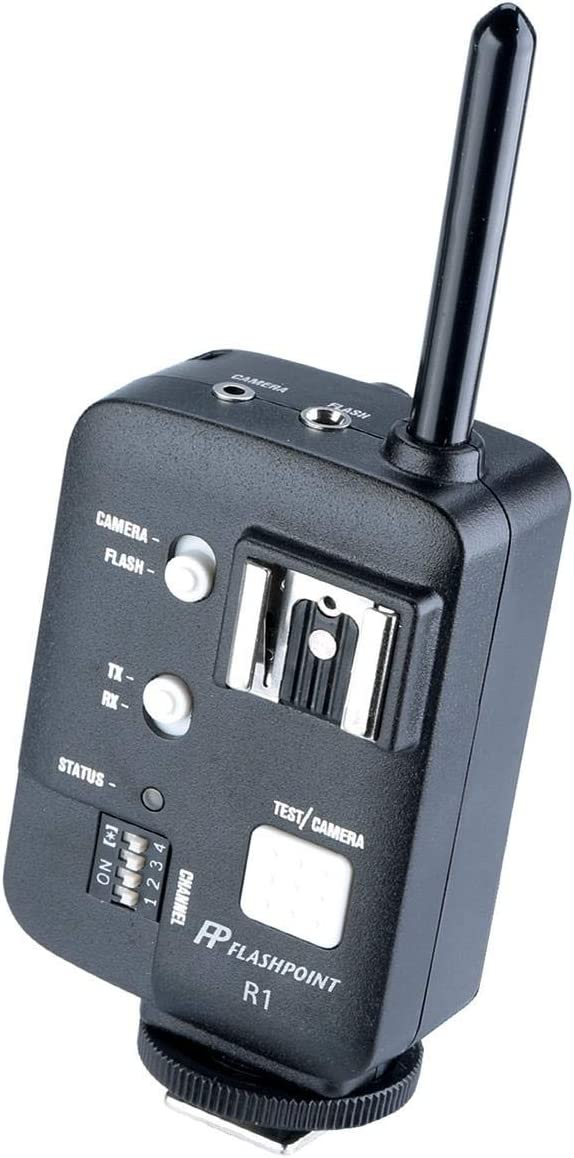 Flashpoint R1 HSS Remote Transceiver for Nikon CELLS IIN