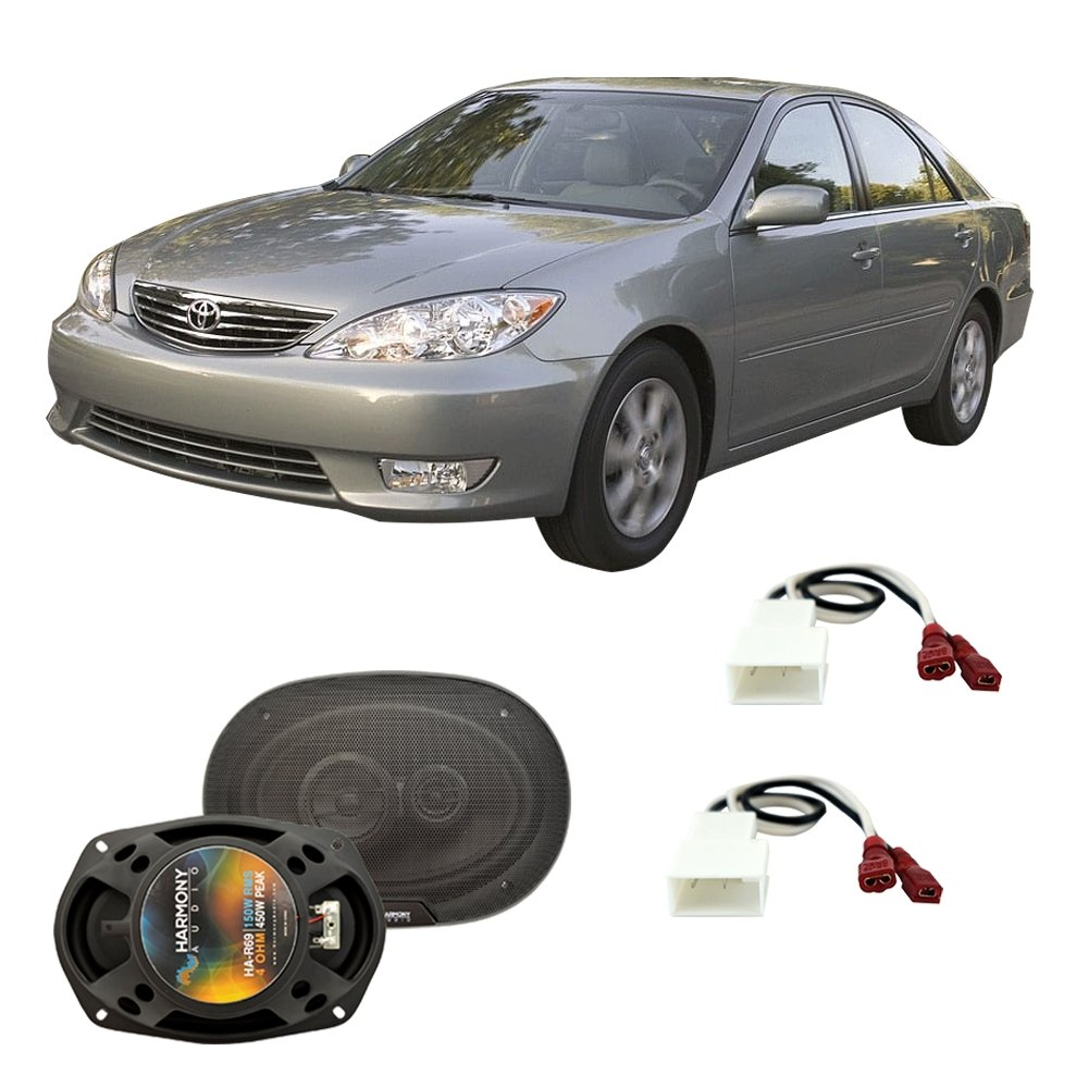 Amazon.com: Fits Toyota Camry 2002-2006 Rear Deck Factory ...