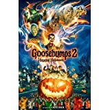 GOOSEBUMPS 2: HAUNTED HALLOWEEN (2018) Original Authentic Movie Poster 27x40 - Double - Sided - Jack Black