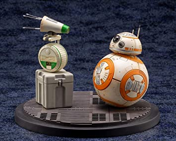 Kotobukiya Pack de 2 estatuas D-O & BB-8 13 cm. Star Wars ...