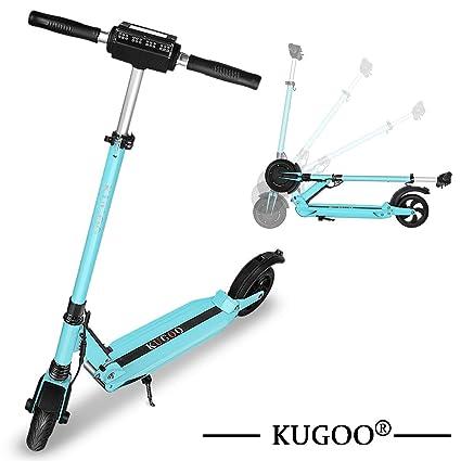 Kugoo S1 Patinetes eléctricos/Scooter eléctrico de Altura ...