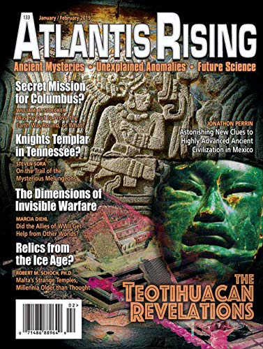 Atlantis Rising Magazine - 133 January/February 2019, used for sale  Delivered anywhere in USA