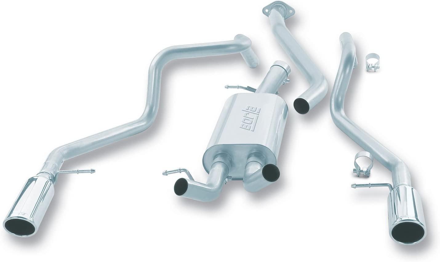 40085 Borla 140085 Cat-Back Exhaust System