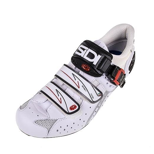 Genius Fit 5 Road Shoe White/White (Men's EURO 39/US 6)