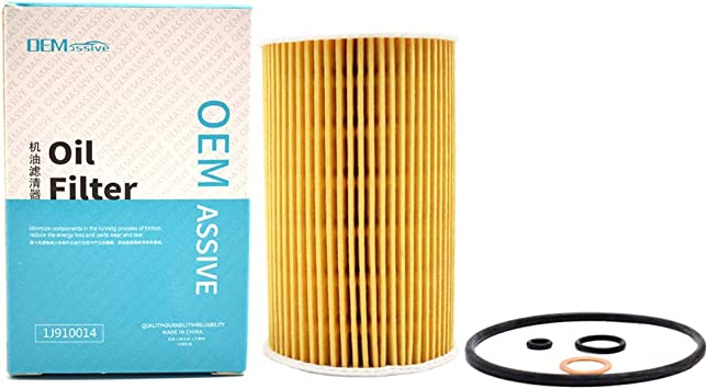 Fits BMW 3 Series E46 M3 3.2 Genuine Fram Engine Oil Filter Service Replacement