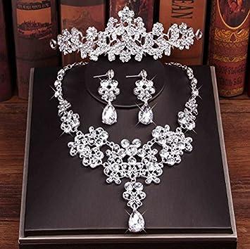 Amazon com : Generic Liu Hai hair accessories wedding crown