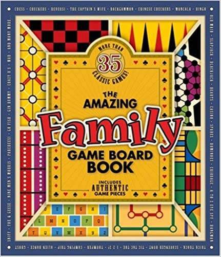 Read online The Amazing Family Game Board Book (Amazing Game Board Books) PDF, azw (Kindle), ePub