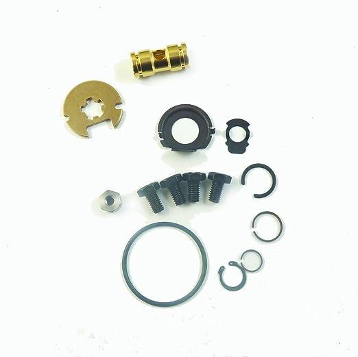 Nueva reconstrucción reconstruido Kit de reparación de Turbo turbocompresor para Astra VXR K04 - 49: Amazon.es: Coche y moto