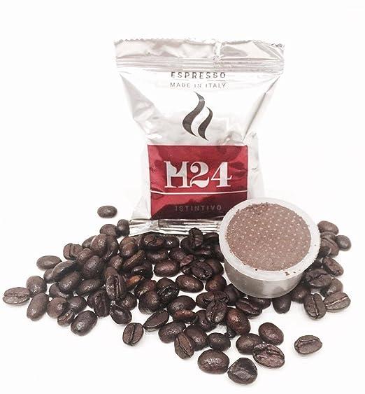 100 Cápsulas compatibles Lavazza Espresso Point - Caffè H24