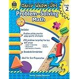 Daily Warm-Ups: Problem Solving Math Grade 2