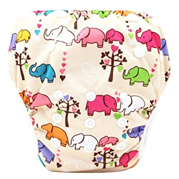 Amazoncom Leegor Toddler Baby Nappies Shortsboys Girls Cute