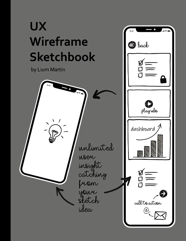 Ux Wireframe Sketchbook Mobile Device Ux Ui Wireframe