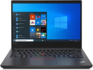 "OEM Lenovo ThinkPad E14 14"" FHD Display 1920x1080 IPS, Intel Quad Core i5-10210U, 16GB RAM, 500GB Solid State Drive, W10P, Business Laptop"