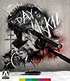 The Day of the Jackal Cover - Blu-ray