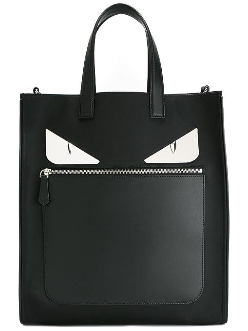 4f0ed2eacf2e FENDI MEN S 7VA367O7MF0GXN BLACK POLYAMIDE TRAVEL BAG  Amazon.ca  Luggage    Bags