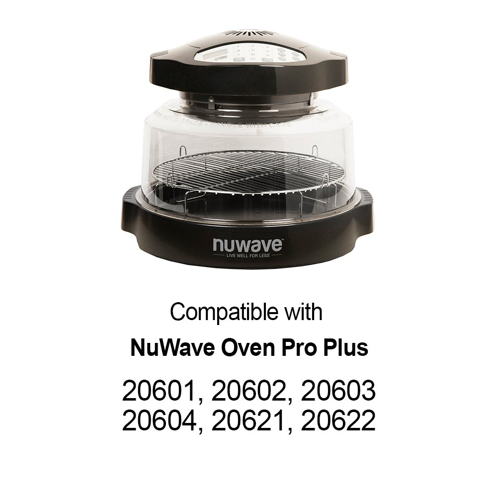 Amazon.com: NuWave Oven Pro Plus Replacement Dome, Genuine Dome Sold By  Manufacturer: Kitchen & Dining