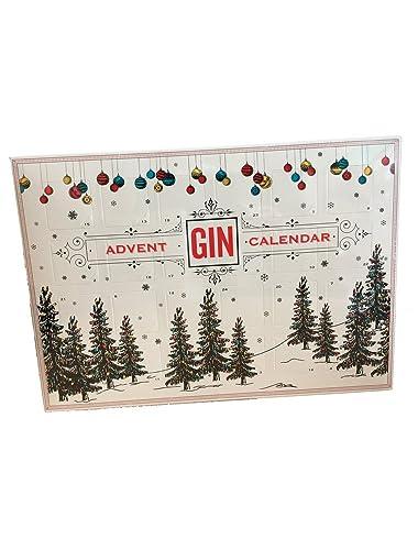 Advent Gin Calendar 2017 Edition