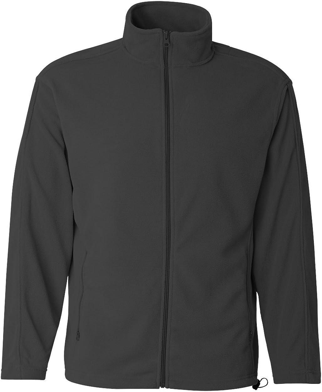 FeatherLite Mens Full-Zip Micro-Fleece