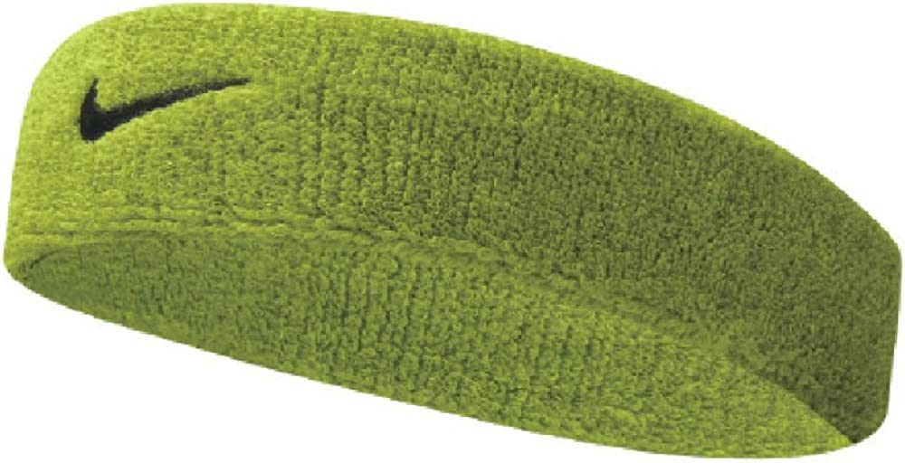 sombrero Coro Comunista  Amazon.com: Nike Swoosh Headband (Atomic Green/Black, Osfm): Clothing