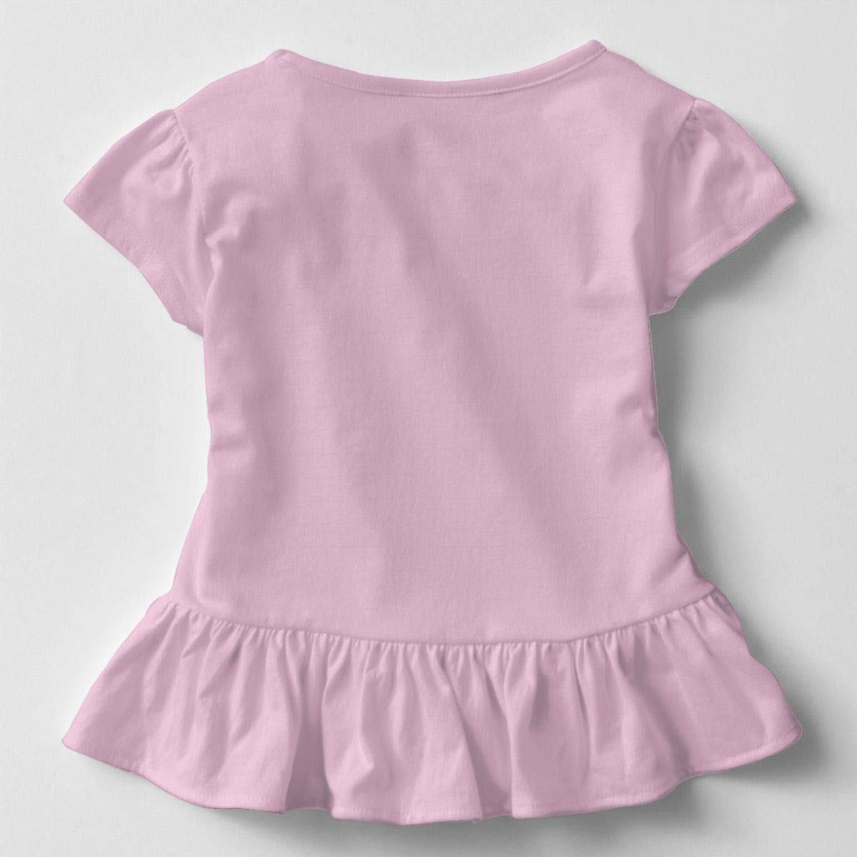 My Siblings Have Tails Baby Skirts Stylish Kids T Shirt Dress Short Sleeve Flounces Layette