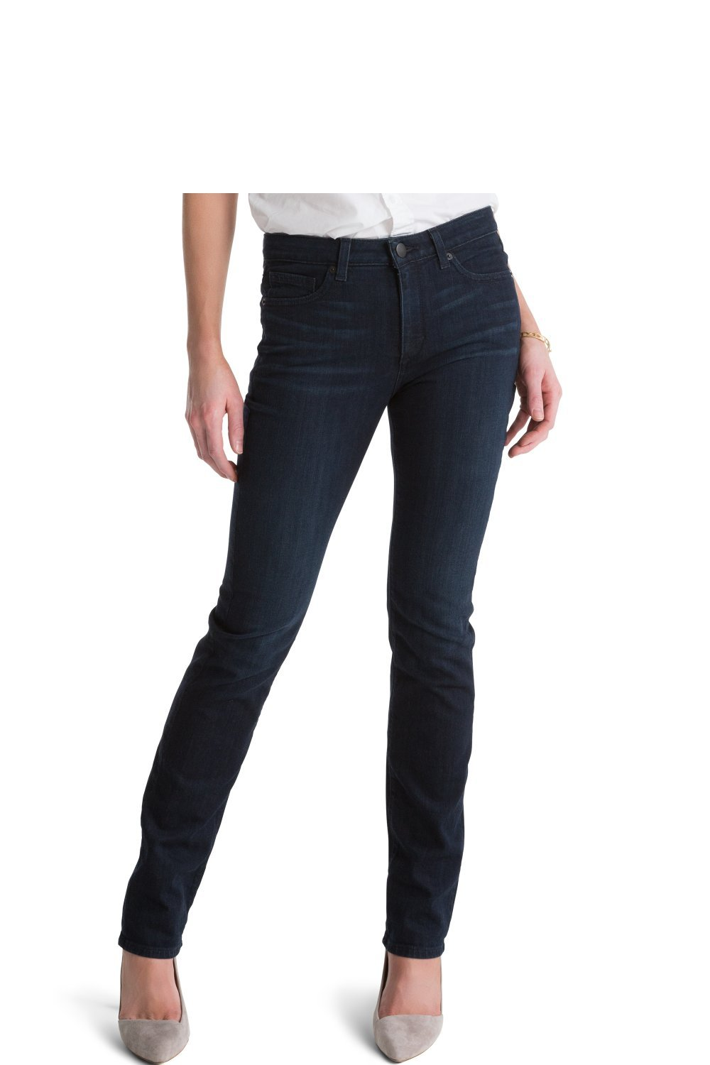 Spanx The Slim X Straight Womens Style: FD1114-DARK D Size: 27 by SPANX