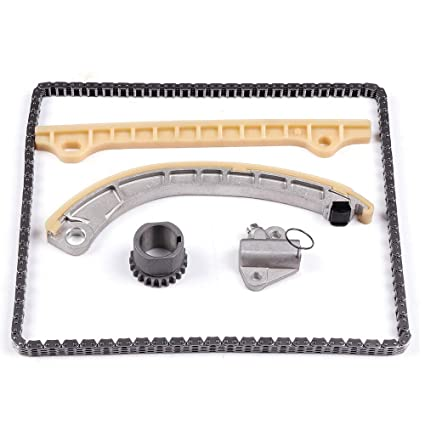 OCPTY 12771-54G00 Timing Chain Kit Tensioner Guide Rail Gear fits for M13A M15A M16A