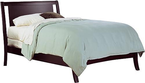 Modus Furniture Nevis Low Profile Bed
