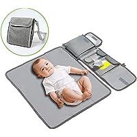 HJ Cambiador Portátil de Pañales para Bebé Impermeable