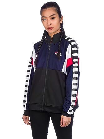 Fila Damen Jacke Shelby Track Trainingsjacke: Amazon.de: Bekleidung