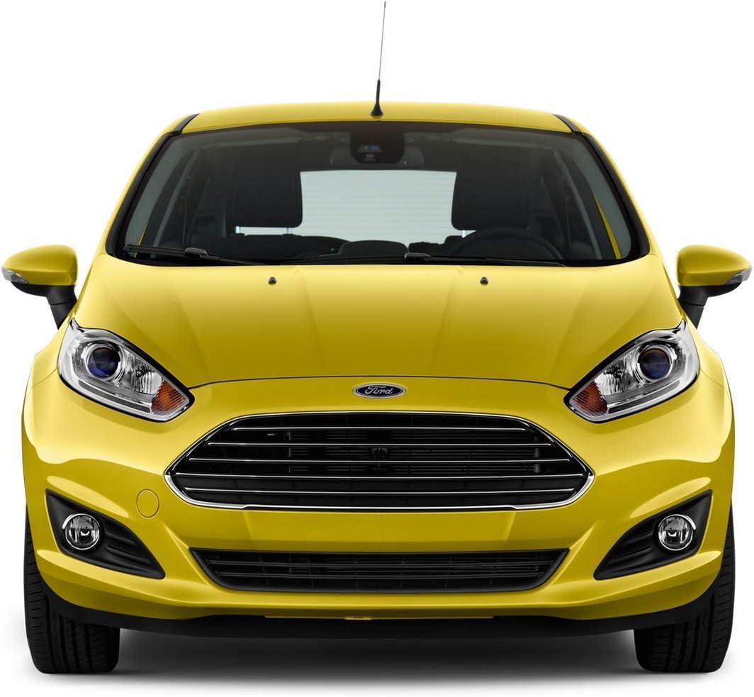Nebelscheinwerfer Einbauset links und rechts Seitenleuchten mit Blende Verdrahtung und Schalter Fiesta